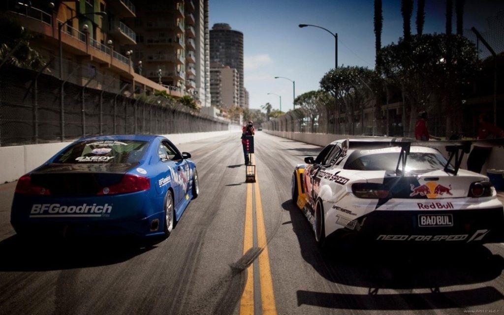"""Streetracing или """"уличные гонки"""" - как выглядят на самом деле?"""