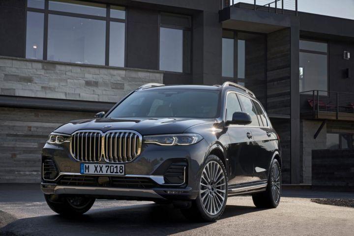 BMW около 13 лет готовил полноразмерный внедорожник для американского рынка