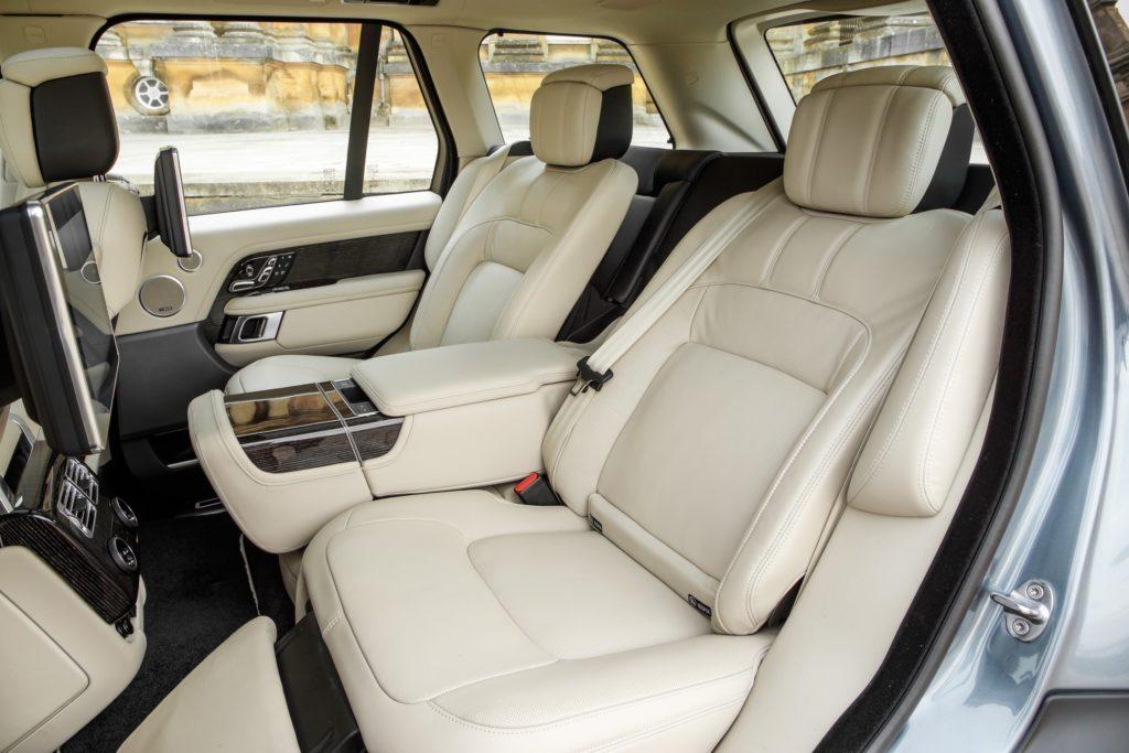 Гибрид от Land Rover - идеальный электромобиль?