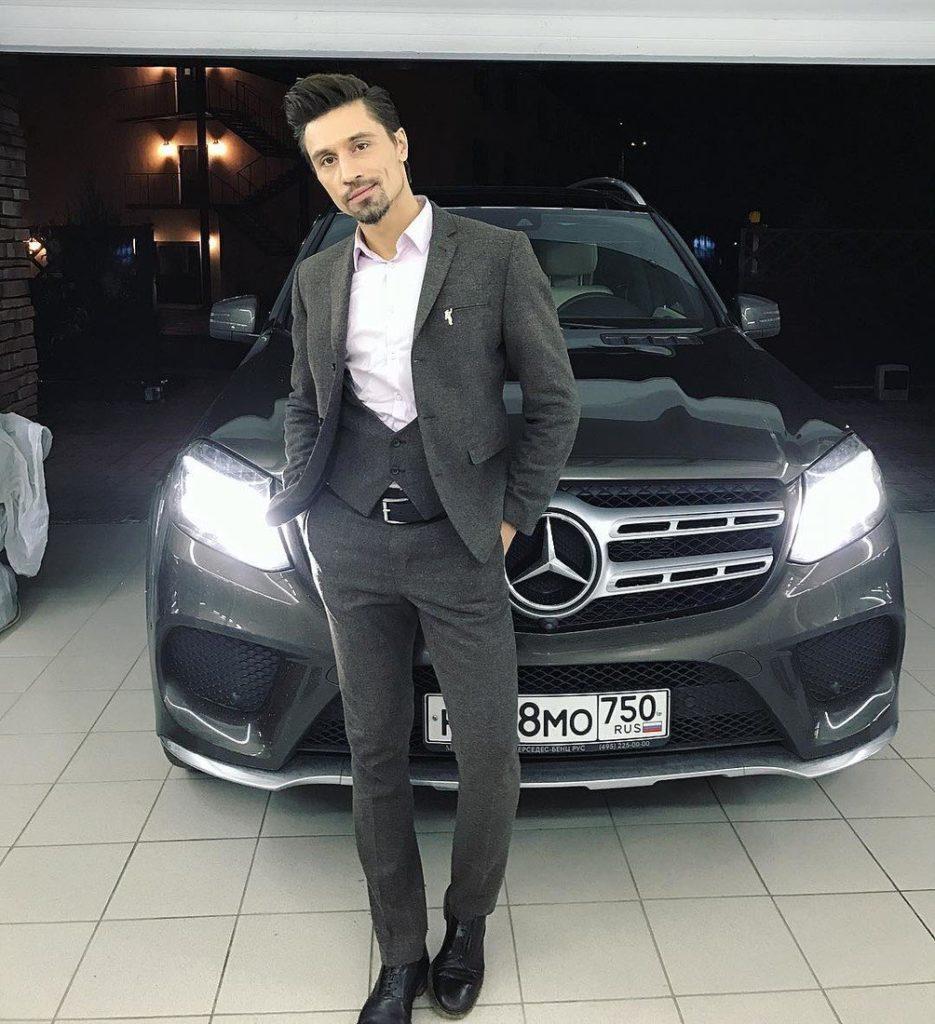 """Автомобили """"ночного хулигана"""" Димы Билана"""