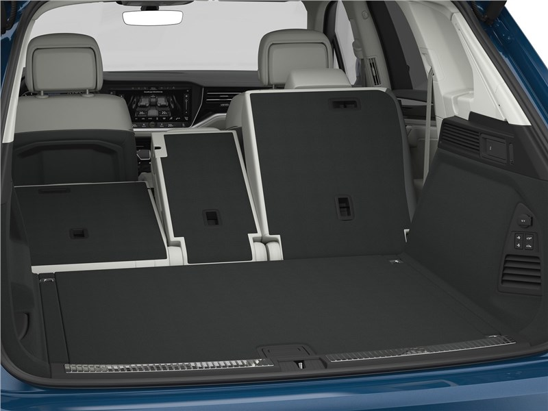 Volkswagen Touareg 2020 - самый скромный премиум?