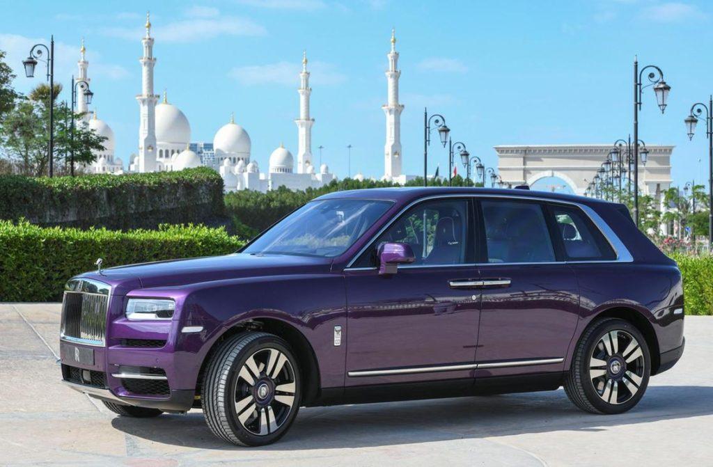 Машина обеспечивает «имперский» комфорт при любых обстоятельствах