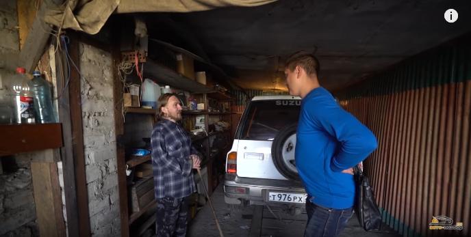 Ильдар-автоподбор подарил авто инвалидам