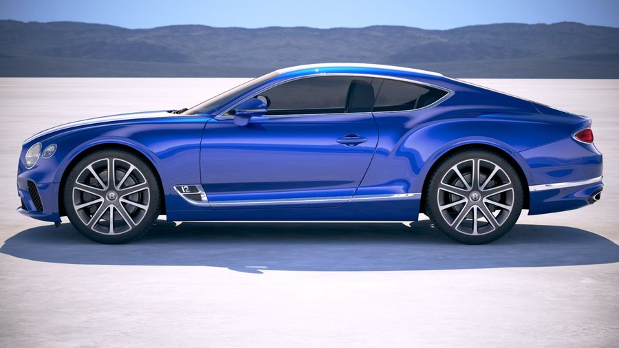 Bentley Coupe Continental 2018