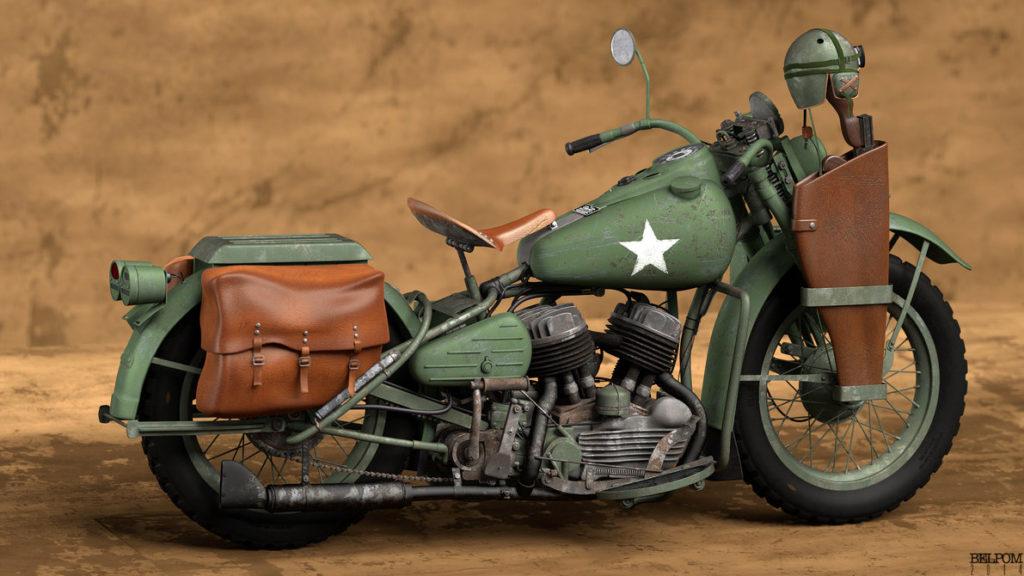 Легендарные мотоциклы ХХ века