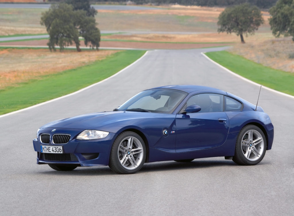 Купе BMW Z4