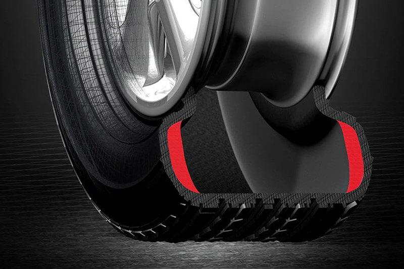 Шины RunFlat (ранфлет) - езда на спущенном колесе