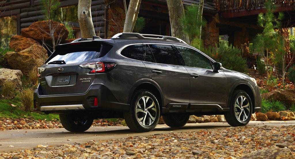 Subaru ориентирован на европейский и американский рынок