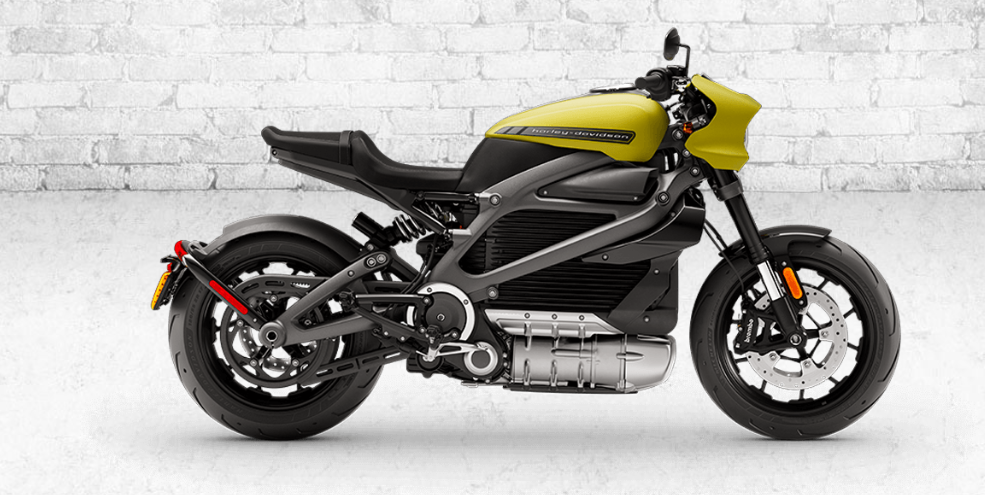 Отдельного внимания заслуживает новинка 2020 года - Harley-Davidson LiveWire