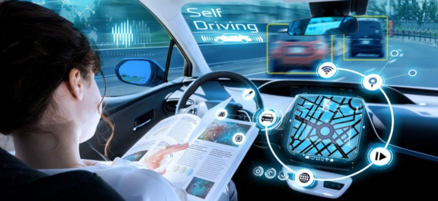 Беспилотные авто — будущее на дорогах