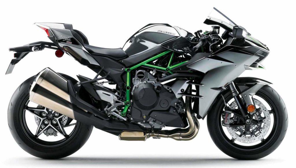 Cамый дорогой Kawasaki Ninja H2R – 4 598 500 рублей