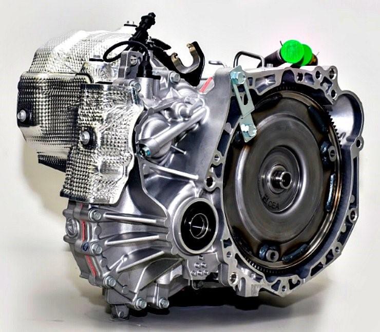 Вариатор IVT от Hyundai Motor Group