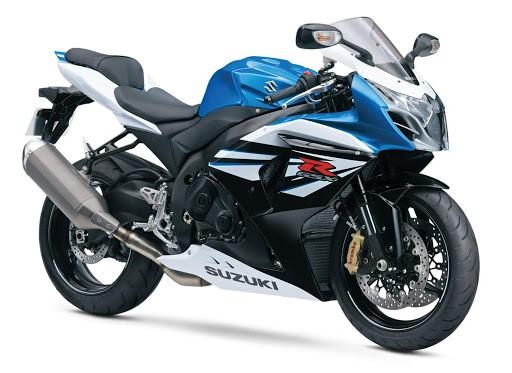 Ярким представителем является спортивный мотоцикл GSX-R1000