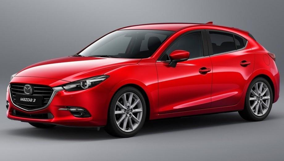 Mazda 3 в кузове хэтчбэк стала настоящим прорывом