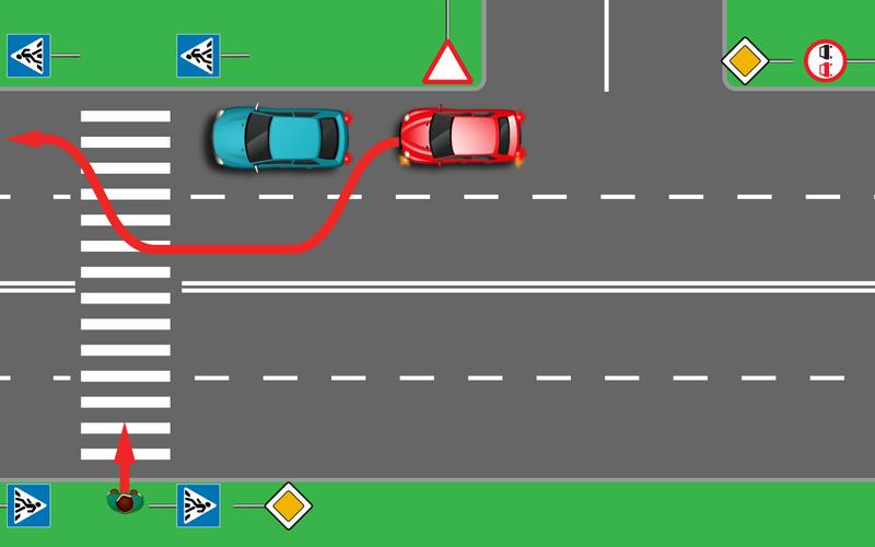 Можно ли авто проехать по такому пути?