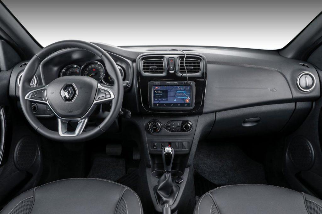 В машине есть все для комфорта водителя