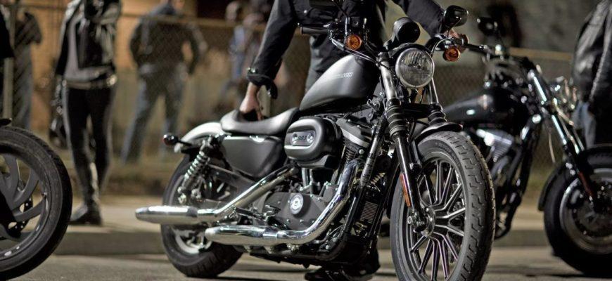 Как зарождались мотоциклы