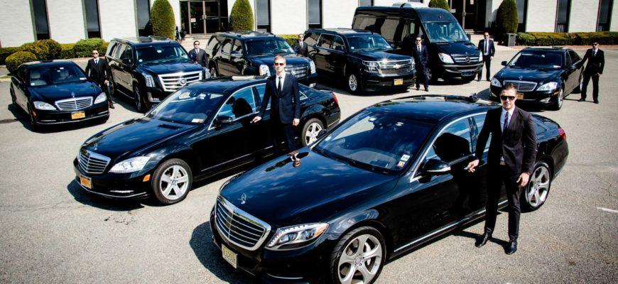 Советы по аренде автомобилей с водителем и без