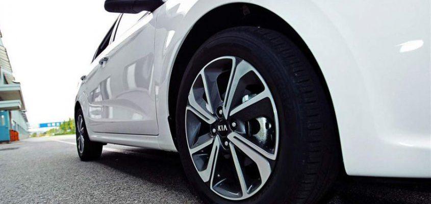 Выбор летних шин для Kia Rio и Hyundai Solaris