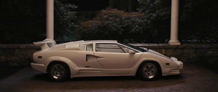 Откуда эта Lamborghini?