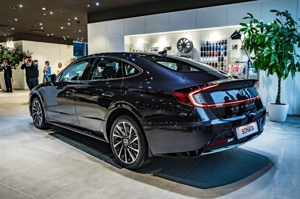 Дизайн новой Hyundai Sonata - мнения разделились