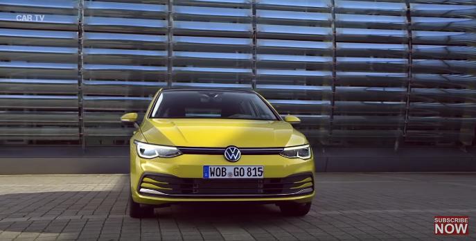 Volkswagen Golf 8 - рыцарь дорог