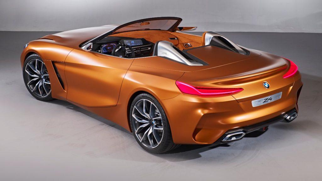 BMW Z4 Concept - дайте два!