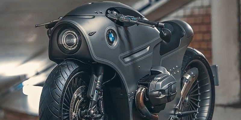 Кастомный байк BMW R NineT