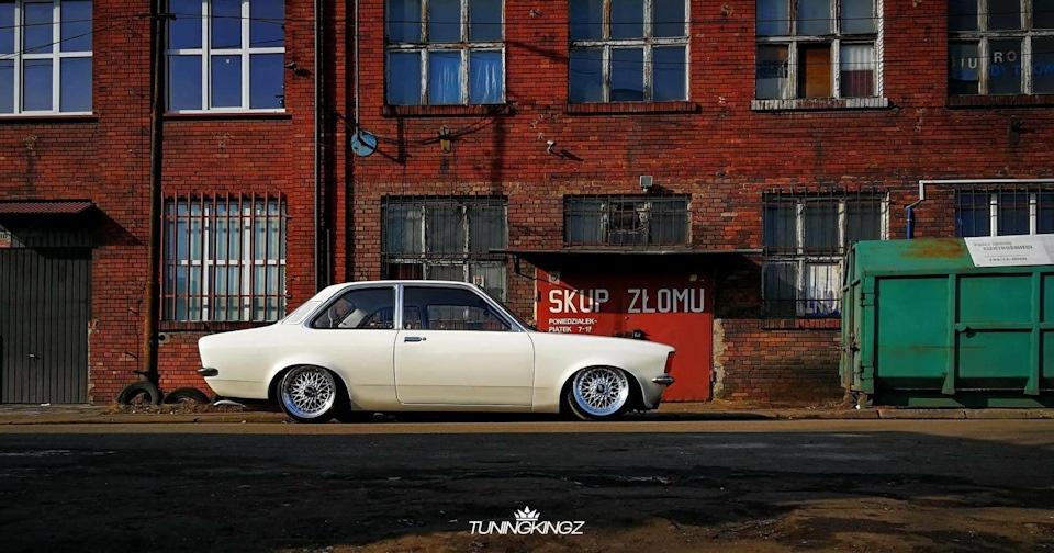 "Opel Kadett - ""солдат"" все еще на службе"
