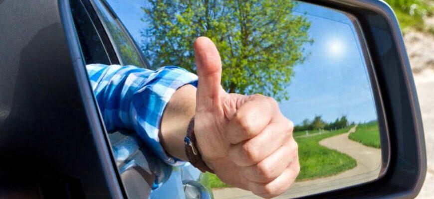 Какие бывают социальные жесты у водителей