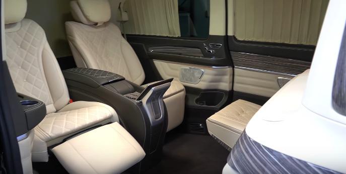 Автобус за 17 млн. рублей от Mercedes