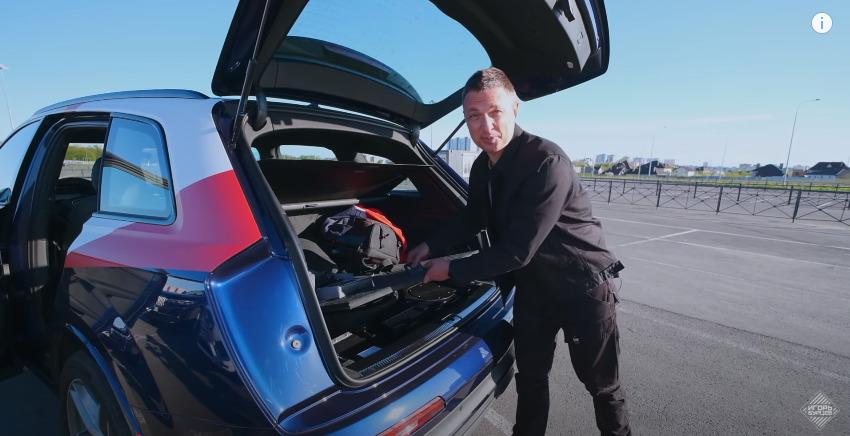 Обзор Audi Q7 2020 против BMW X7 и Volvo XC90