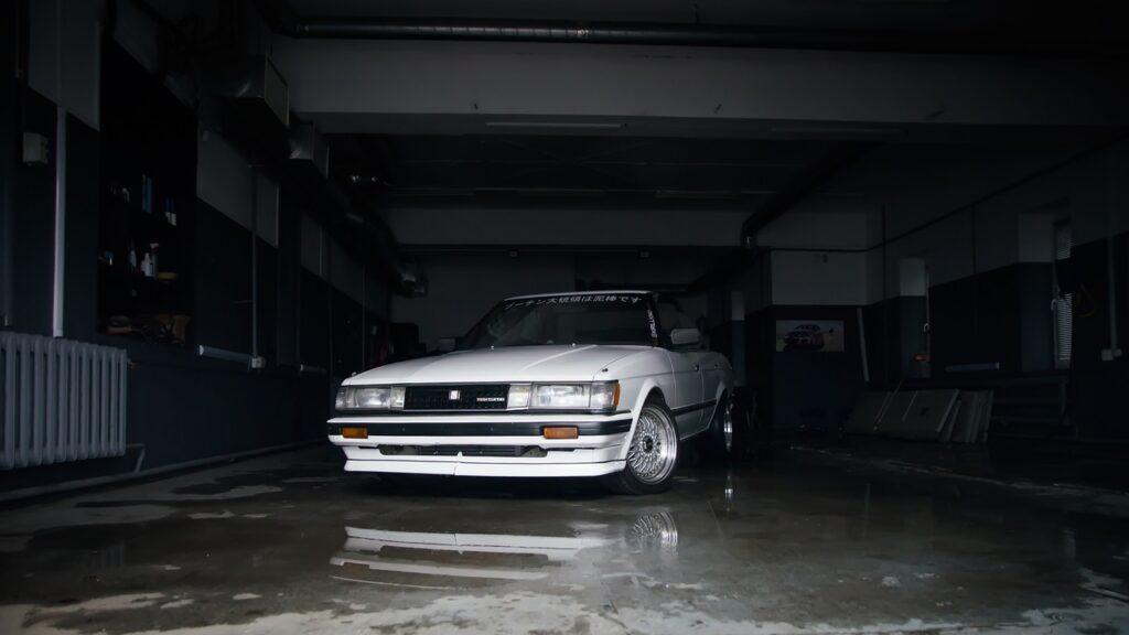 Toyota Mark II - преемственность поколений