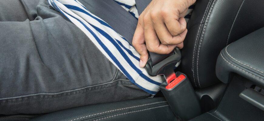 Пристегиваетесь ли вы за рулем?
