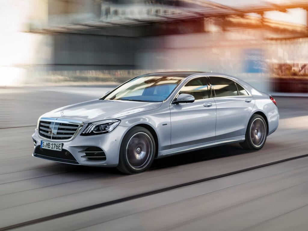 Mercedes-Benz S560 4MATIC
