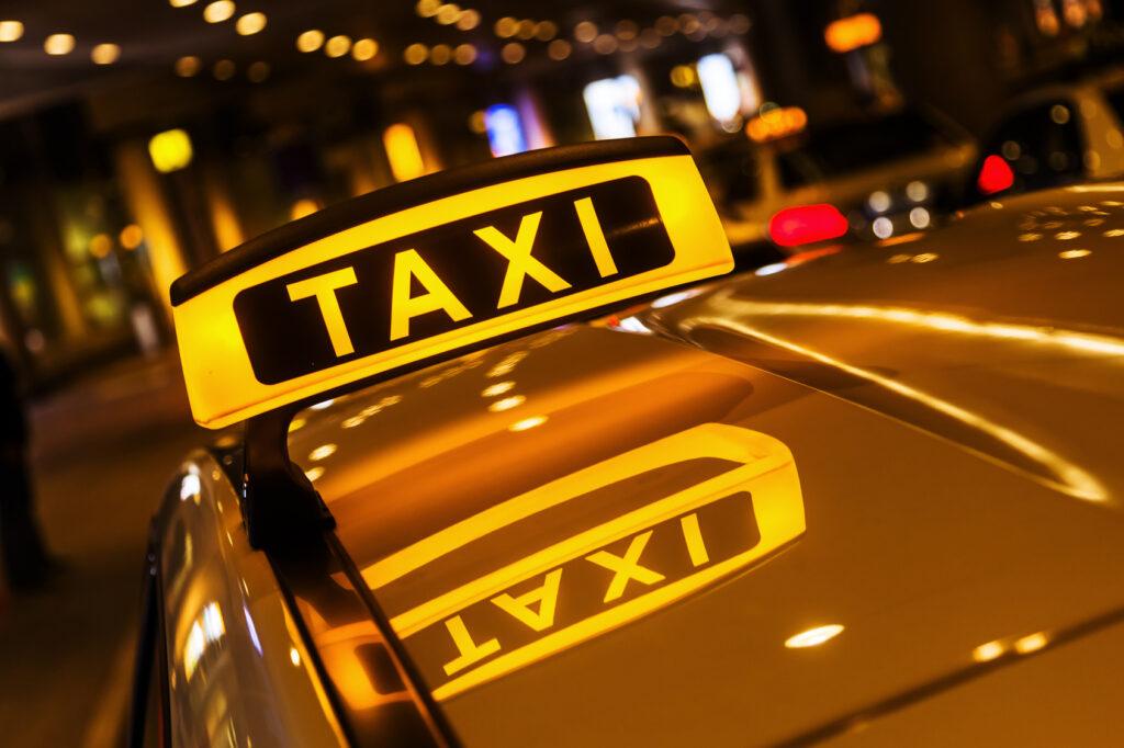 Если говорить о такси, то трата только одна – оплата поездки