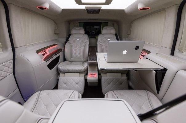 Современный офис на колесах