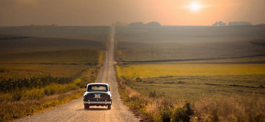 Дорога дальняя, когда лучше ехать?
