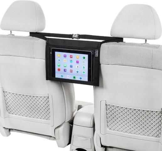 Держатель для планшета между передними сидениями