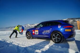 Как ставят рекорды скорости на Байкале