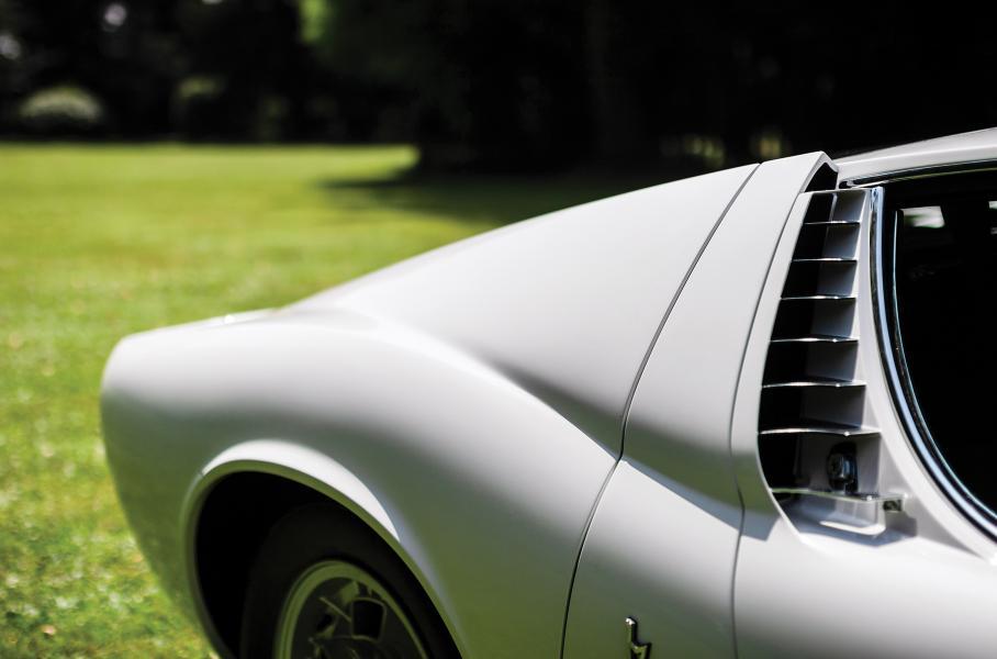 Дверная ручка Lamborghini Miura