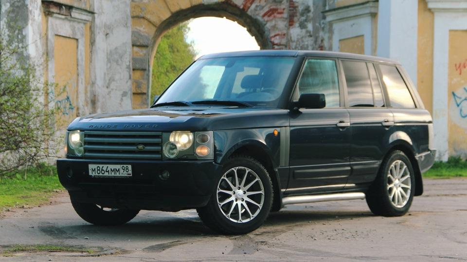Купленный Range Rover