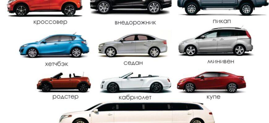 Какой кузов автомобиля у вас?