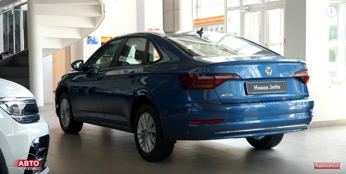 Возвращение Volkswagen Jetta в Россию - видеообзор