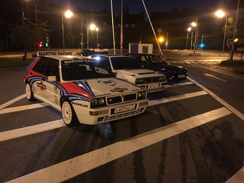 Lancia - итальянский бренд автомобильных новаторов