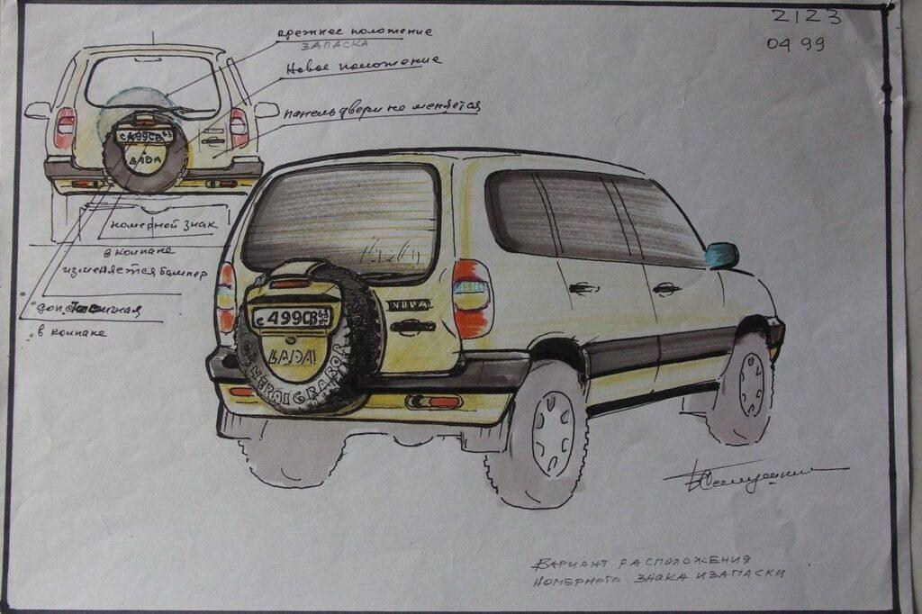 Новая «Нива» была концептуально новым автомобилем и для полноценного производства требовалось развертывание модернизированных производственных мощностей