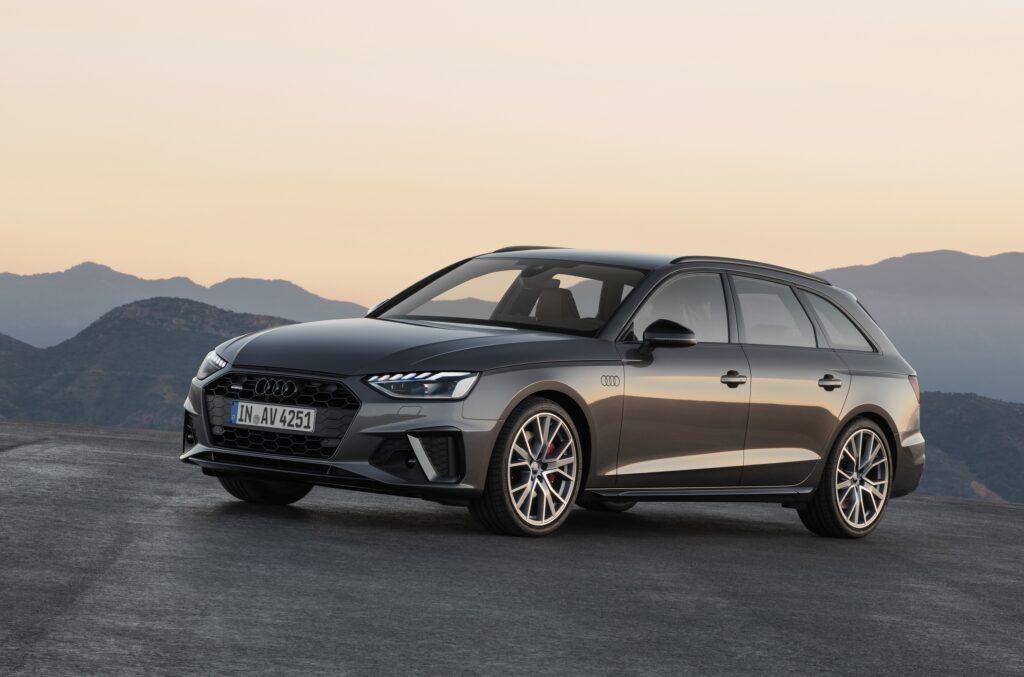Audi A4 универсал. Время появления на российском рынке пока неизвестно