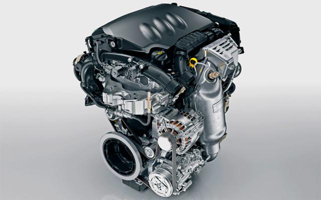 Мотор BMW/PSA 1.6 VTi/THP Prince