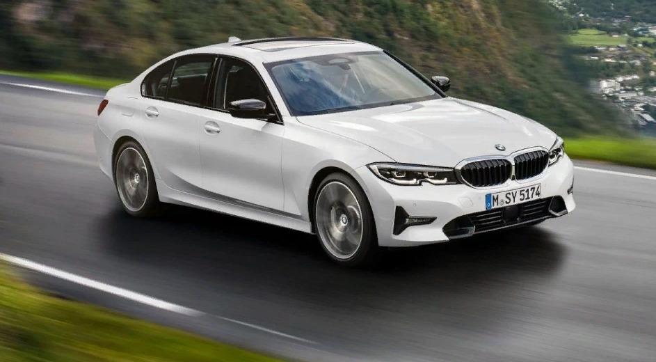 BMW 3-Series в новом кузове