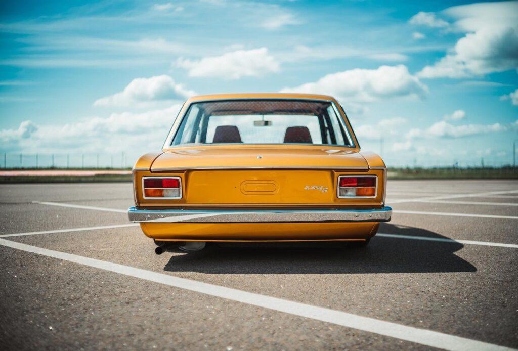Volkswagen K70 - бронзовый слиток